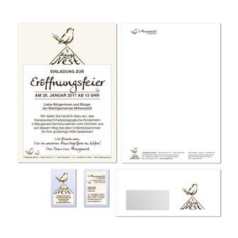 Kathi Klotz Kommunikationsdesign Geschäftsausstattung Mauganest Mittenwald