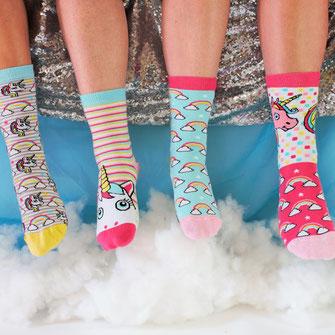 Unicorn Socks for Kids