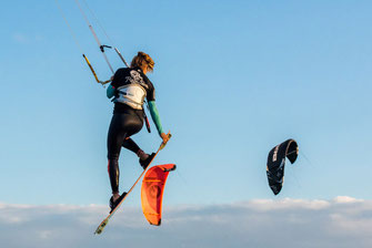 schönster Kitespot auf Rügen Hostel