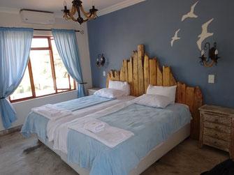 Notre chambre à Windhoek Gardens Guesthouse