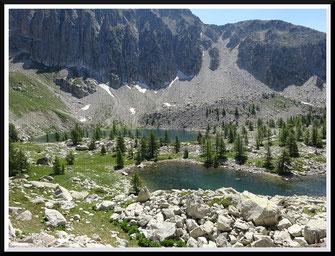 Lacs de Tavels