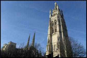 La tour Pey-Berland