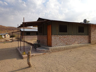 Omandumba Bush Camp