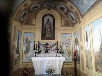 Chapelle de la Pausa