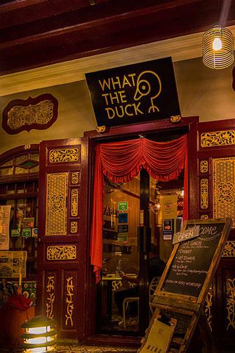 What the Duch Restaurant in Georgetown-Penang Fotos downloaden bei www.mjpics.de