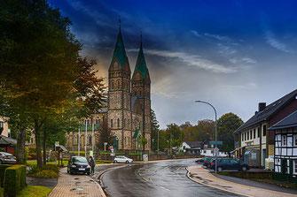 Eifeldom in Kalterherberg-Monschau