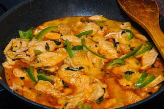 Thailändisches Panäng Curry