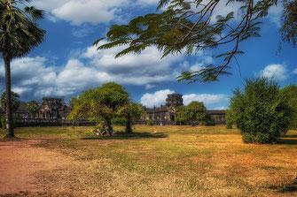 Tempelanlage in Angkor Wat Kambodscha © www.mjics.de