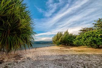 Kleine Bucht auf Langkawi © Jutta M. Jenning