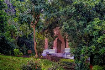 Wat Pa Huak in Luang Prabang-Tempel in Laos