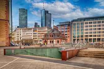 Hauptwache Frankfurt am Main ♦ © Jutta M. Jenning ♦ mjpics.de