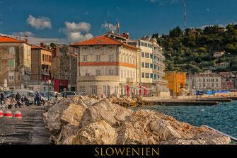 Piran am Hafen ♦ Reisefotografie Europa ♦ © mjpics.de