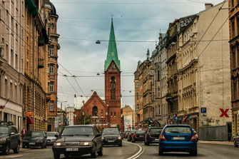 Rigas-Straßen
