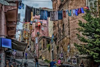 Istanbul-Stadtteil Fatih