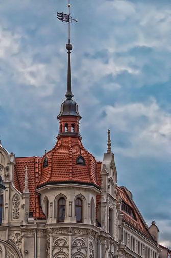 Wunderschönes Gebaüde in Görlitz in der Obermarkt am Klosterplatz