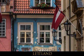 Restaurant 21 in Riga-Reisefotografie Europa-Lettland