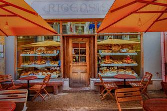 Rigensis-Eine kleine Konditorei in Riga