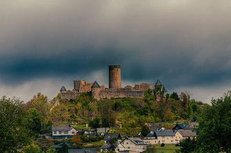 Nürburg in der Eifel © Jutta M. Jenning ♦ mjpics.de