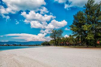 Traumstrand in Tanjung Rhu- Langkawi © Jutta M. Jenning