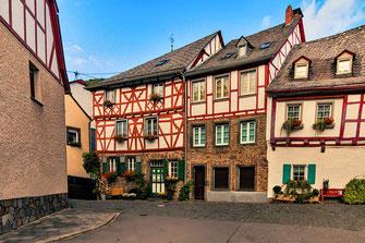 Fachwerkhäuser in Monreal © Jutta M.Jenning♦www.mjpics.de