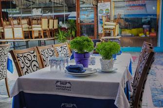 Talip-Restaurant in Istanbul