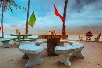 Ein Platz am Meer auf Koh Phangan