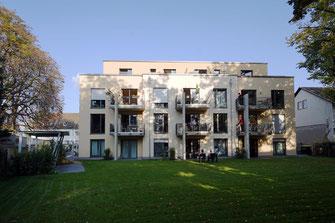 Haus der Inklusion, Ev. Kirchengemeinde, Bonn, neues  Wichernhaus, Friedenskirchengemeinde, Lebenshilfe, Bonn, Wohnungen, behindertengerecht,