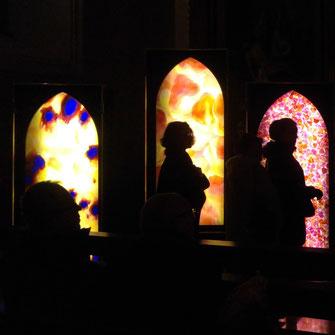 #SylvieLander-Light cases-vitraux nomades-WRO