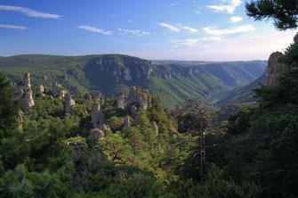 Gite des Valettes Causses & Cévennes Sud Aveyron