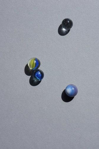 Marbles, 2014, Print, kaschiert und gerahmt, 51 x 34 cm, Ed. 5
