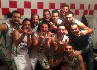 Une belle victoire dans le derby pour rattraper la déconvenue du weekend dernier ! RDV samedi à Sarraziet (17h15) face à Navarrenx !
