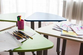 幼稚園の教室の改善提案