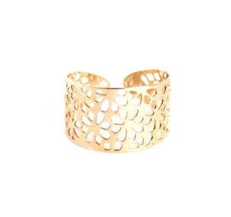 bague lucia 45€ Gwapita bijoux doré