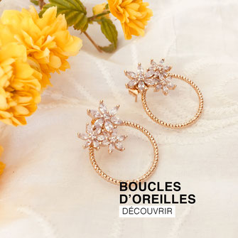 boucles d'oreilles gwapita bijoux femmes fins cadeau joaillerie design creation creatrice france marseille jewels jewelry new collection earring earrings