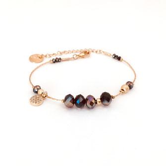 gwapita bracelet noir new fin
