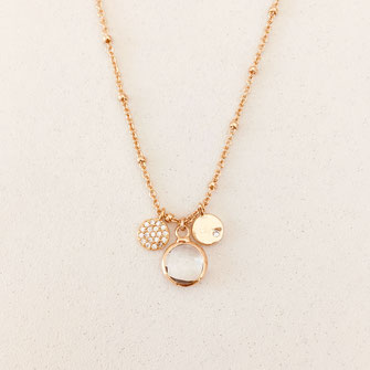 collier Igor pampilles cristal new collection femme bijoux gwapita fins createur créatrice wapita necklace woman printemps