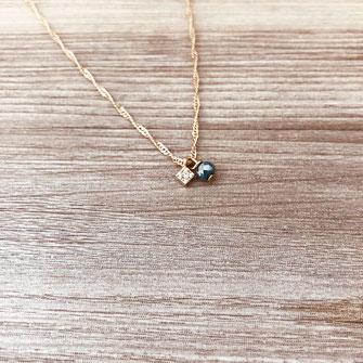 collier choker necklace gwapita bijoux français france createur fin doré plaqué or perles verte