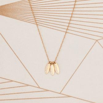 collier choker necklace gwapita bijoux français france createur fin doré plaqué or