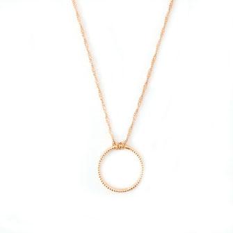 collier choker necklace gwapita bijoux français france createur fin doré plaqué or ANNEAU