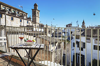 Apartment Monte Sion