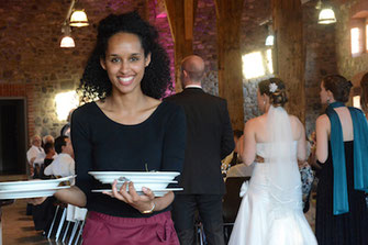 Hochzeitscatering individuell nach Ihren Wünschen