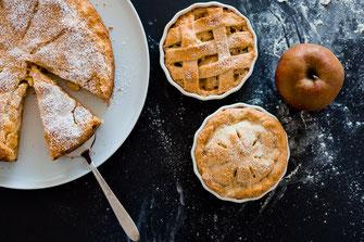Apple Pie mit Schmand