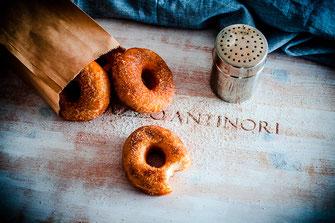 Klassische Hefe-Donuts