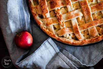 Apple Pie mit Schmand, die Zweite