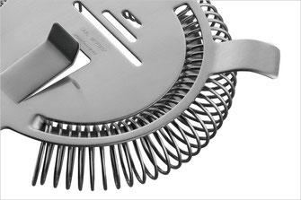 Die flexible Spirale passt sich an den Durchmesser an