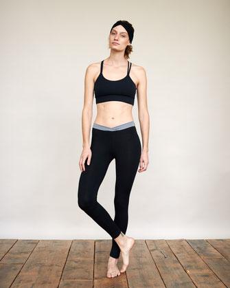 yoga fashion zürich lifestyle mode yoga pants and bra