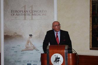 Al congresso di Roma della SIME