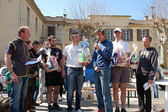 "le podium ""scratch"" du 26km-2012"