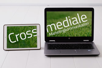 Crossmedia: Tablet and Notebook