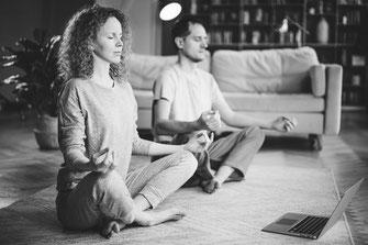 méditation yoga lyon